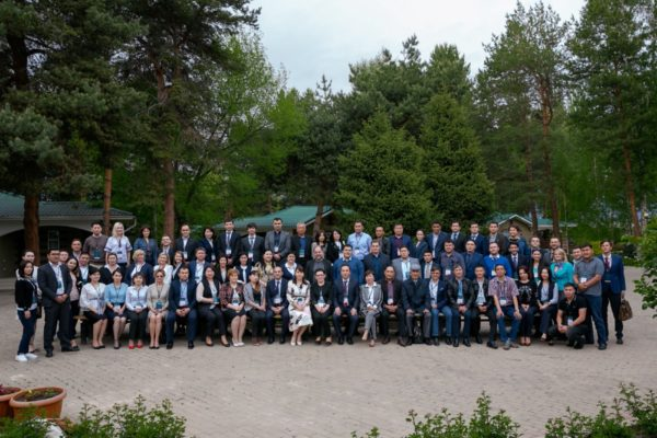 Attendees of our procurement conference in Kyrgyz