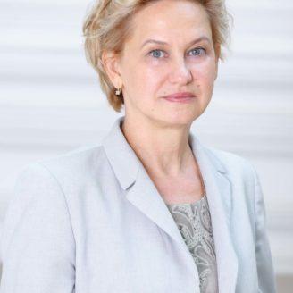 Headshot of Larissa Kokareva