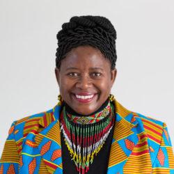 Headshot of Muchaneta Mwonzora