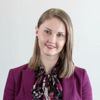 Headshot of Olga Silvestrova