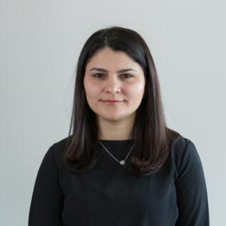 Headshot of Shodigul Alimshoeva
