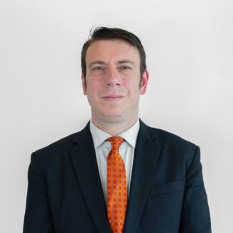 Headshot of Tim Runacre