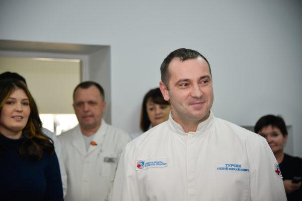 Ukrainian doctor.