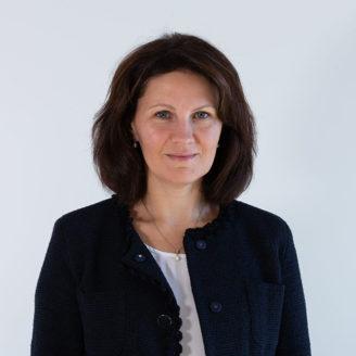 Head shot of Tetiana Korotchenko