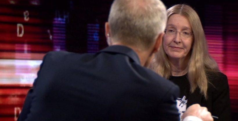 Ulana Suprun appears on BBC HARDtalk