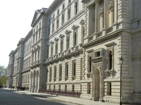 Stock photo of Westminster building