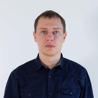 Head shot of Dmytro Bakumenko