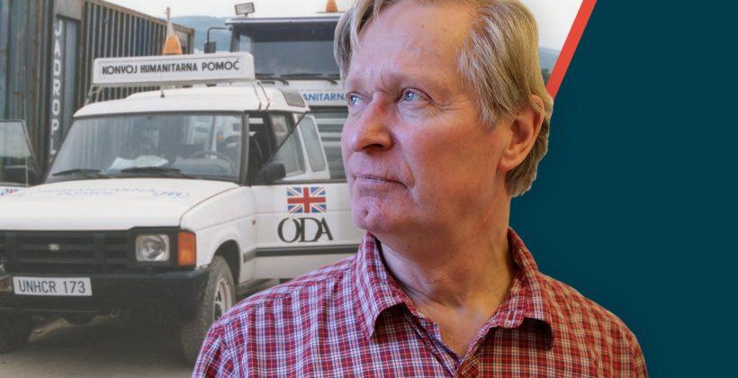 World Humanitarian Day Alan Matthews' story